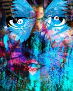 The Followers Digital Art Prints - Wandering Thoughts - Untitled Desire Print by Fania Simon