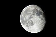Gibbous Prints - Waning Gibbous Print by Adam Pender