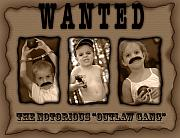 Kids - Wanted The Outlaw Gang by Jill Reger