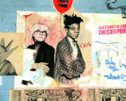 Bonnie Lynn - Warhol and Basquiat...