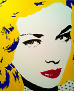 Danielle Colucci - Warhol Meets Lichtenstein