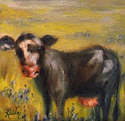 Moo Originals - Warm Milk by Angela Sullivan
