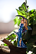 Fairies Art Photos - Warmth of the sun by Angelina Cornidez
