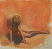 Office Space Painting Originals - Warmth by Sarah Parks