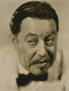 Character Portraits Framed Prints - Warner Oland, 1879-1938 Framed Print by Everett