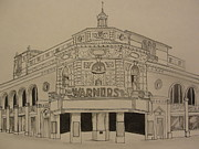 Movies Photo Originals - Warnors Theater - Fresno by Daniel Masterson