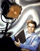 Publicity Shot Photos - Warren Beatty, Ca. 1960s by Everett
