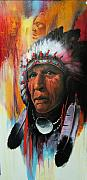Robert Carver - Warrior Chief