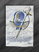 Warfare Framed Prints - Warriors Triumphant Framed Print by Cliff Hawley