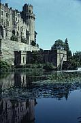 Warwick Photo Prints - Warwick Castle Print by David Pettit