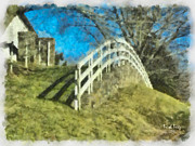 Warwick Photo Prints - Warwicks Curve Print by Trish Tritz