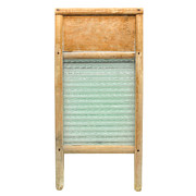Washboard Framed Prints - Washboard Framed Print by Olivier Le Queinec