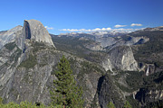 Half Dome Prints - Washburn Point, Yosemite Np Print by A. V. Ley