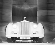 Jan Faul - Washed Rolls Royce