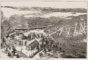 Washington, D.c., 1861 Print by Granger