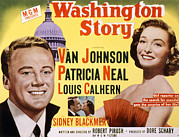 Fid Photos - Washington Story, Van Johnson, Patricia by Everett