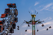 Scream Photos - Washington Town and Country Fair by James Bull