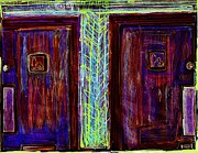 Lesbian Mixed Media - Washrooms Are This Way by Contemporary Luxury Fine Art