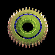 Gear Art - Watch Cog, Sem by Steve Gschmeissner
