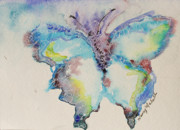 Michele Hollister - for Nancy Asbell - Water Butterfly