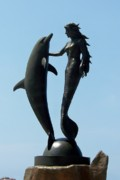 Acapulco Photos - Water Dance by Karen Wiles