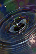 Drop Photos - Water Drop No.15 by Nadya Ost