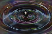 Avant Garde Photograph Photos - Water Drop No.7 by Nadya Ost