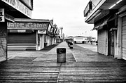 Seaside Heights Prints - Water Game Print by John Rizzuto