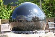 Desert Dome Photos - Water Globe by Karen M Scovill