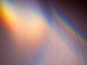 Water Rainbow Print by Phyllis Kaltenbach