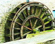 ShatteredGlass Photography  - Water Wheel