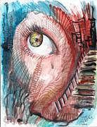 Jon Baldwin  Art - Watercolor 9
