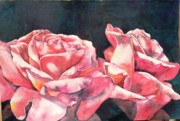 Diane Ziemski - Watercolor Roses