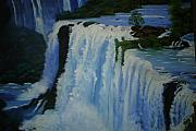 Shanta Rathie - Waterfall - Foz Do Iguacu