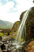 Martina Fagan - Waterfall at the Conor Pass