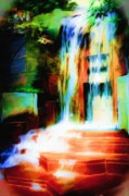 Charlotte Originals - Waterfall by Diane Payne