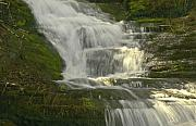 Rain Photo Originals - Waterfall02 by Svetlana Sewell