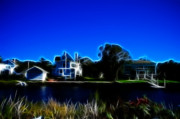 Homes Originals - Waterfront Homes Mystic Seaport by Lawrence Christopher