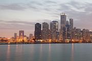 Chicago Art - Waterfront by N. Vivienne Shen Photography