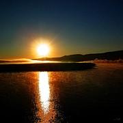 Stuart Turnbull - Waterton sunrise 2