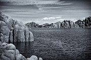Watson Lake Photos - Watson Lake Prescott  Arizona by James Bethanis
