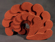 Modular Sculpture Prints - Wave Action Print by Lonnie Tapia