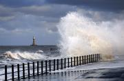 Crashing Photos - Waves Crashing, Sunderland, Tyne And by John Short