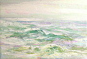 Seda Baghdasari - Waves in Fog Study