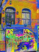 Wax Museum Harlem Ny Print by Steven Huszar