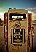 Gas Pump Posters - Wayne Gas Pump Poster by Merrick Imagery