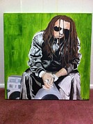 Lil Wayne Paintings - Wayne by Mike Eliades