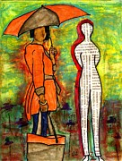 Understanding Paintings - WE Can ENDURE All Kinds of Weather by Angela L Walker