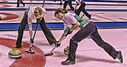 Scotties Photos - We Sweep by Lawrence Christopher