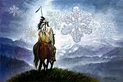 Snowflake Originals - We Vanish Like the Snow Flake by John Lautermilch
